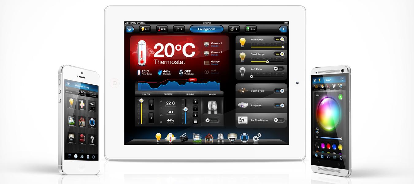 FIBARO apps